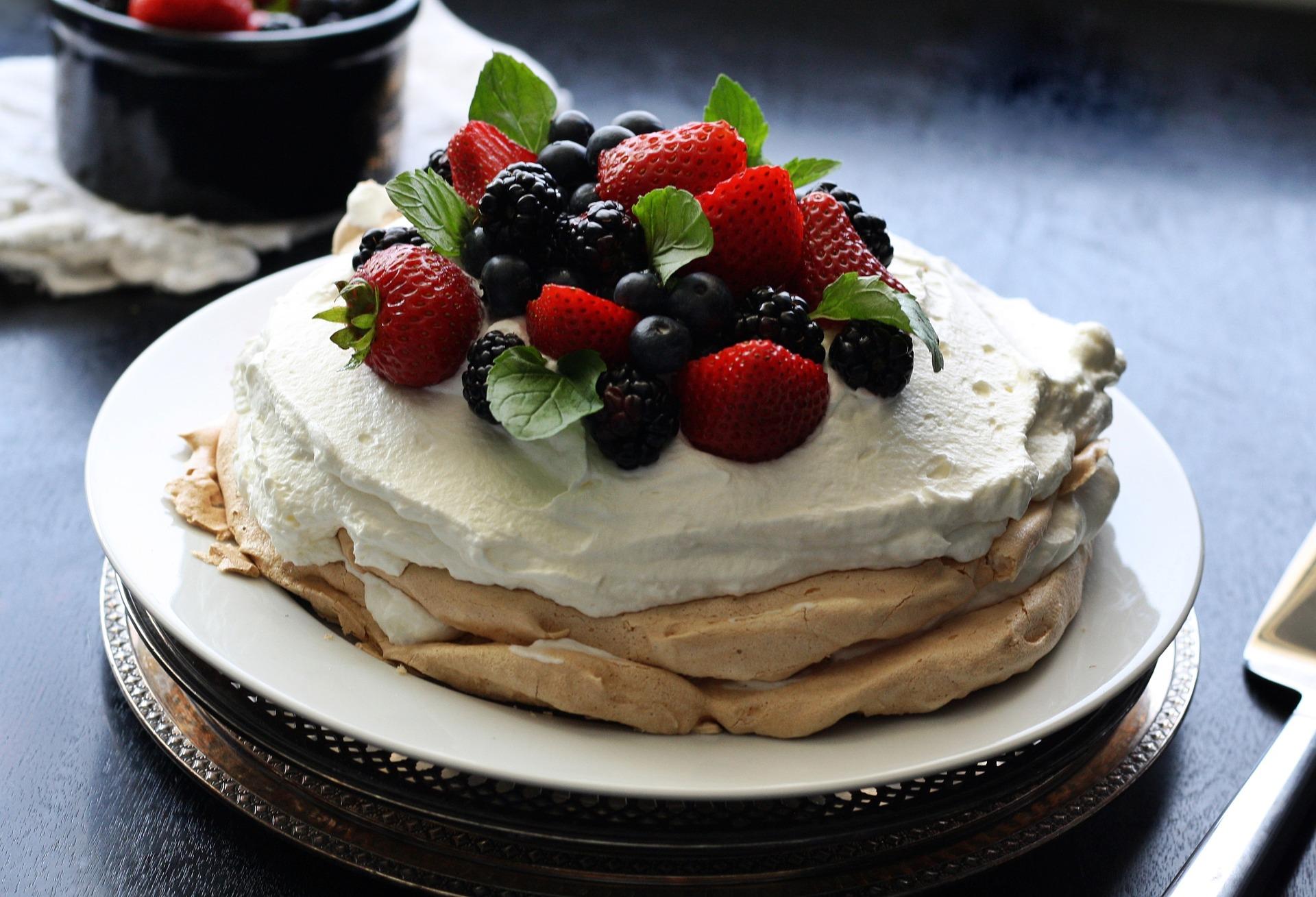 Tarta de Nata de la tía Coti