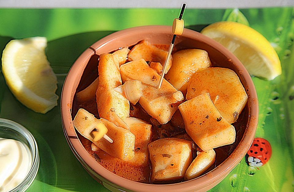 Jibia -Choco- Con Zanahorias