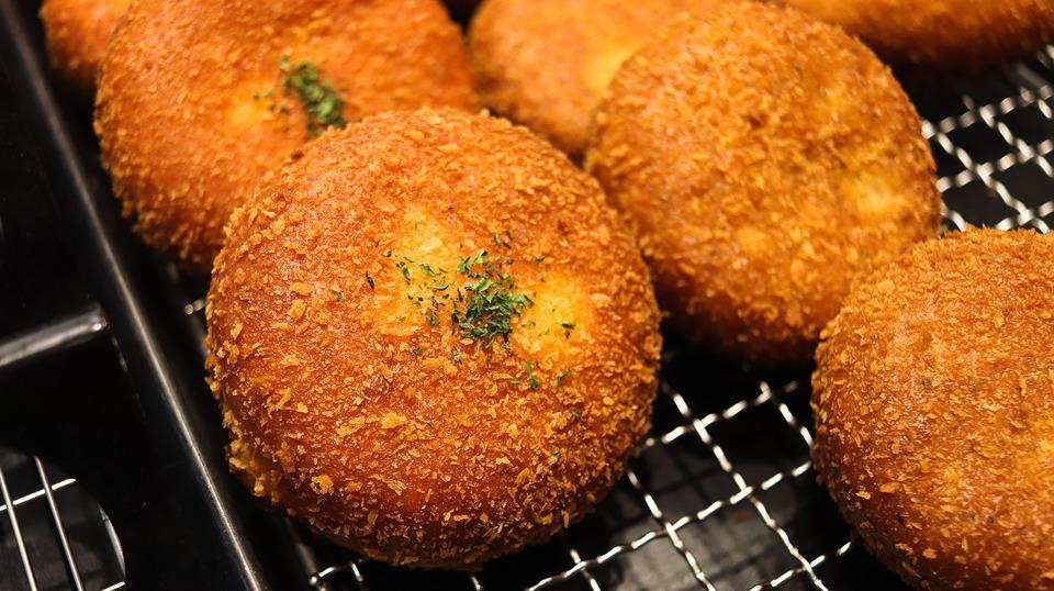 croqueta patata